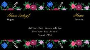 #866702 sjabloon visitekaartjes beauty / wellness.